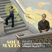 Soul Mates: Contemporary Music for Saxophone & Piano by Duo ST15