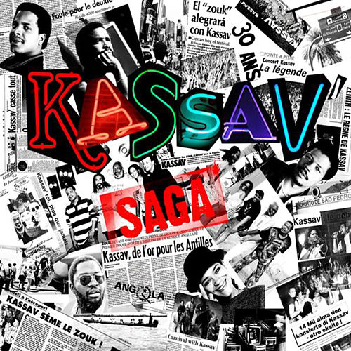 Play & Download Saga by Kassav' | Napster