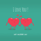 I Love You! Sant Valentine's Day by Various Artists