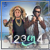 Play & Download 123 En 4 (feat. Sensato) by Don Miguelo | Napster
