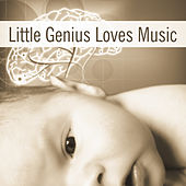 Play & Download Little Genius Loves Music – Better IQ, Deep Focus, Brilliant, Little Baby, Classical Music for Kids, Mozart by All Kids Music Revolution | Napster