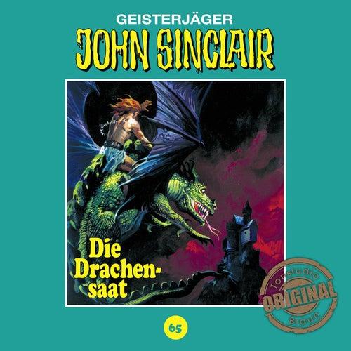 Tonstudio Braun, Folge 65: Die Drachensaat. Teil 2 von 2 von John Sinclair