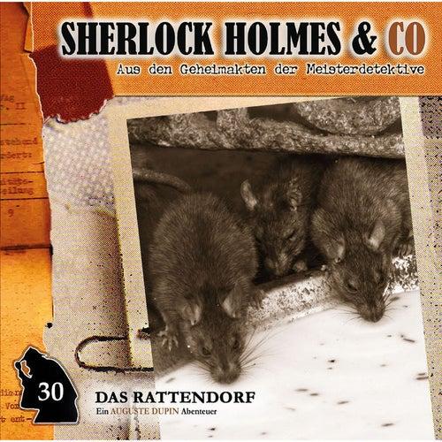 Folge 30: Das Rattendorf von Sherlock Holmes & Co