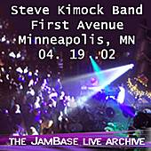 04-19-02 - First Avenue - Minneapolis, MN by Steve Kimock Band