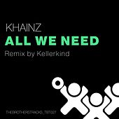 Play & Download All We Need by Various Artists | Napster