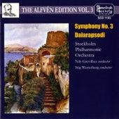 Alfvén Edition, Vol. 3: Symphony No. 3 & Dalarapsodi by Various Artists