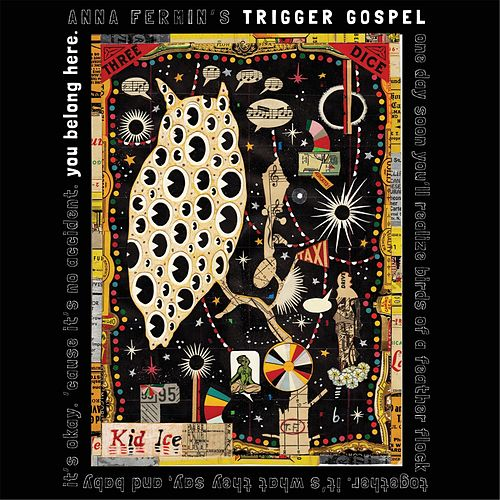 Play & Download You Belong Here by Anna Fermin's Trigger Gospel | Napster