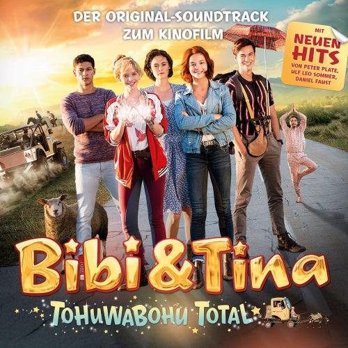 Soundtrack 4. Kinofilm - Tohuwabohu total von Bibi & Tina