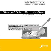 Play & Download PLAY IT - Study-CD for Double-Bass: Giovanni Bottesini, Elegia D-Dur (Nr. 1), Elegia e-moll (Nr. 2), Elegia e-moll (Nr. 3) by Various Artists | Napster