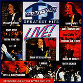 Play & Download Tommy James Greatest Hits - Live by Tommy James | Napster