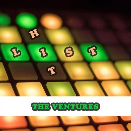 Hit List von The Ventures