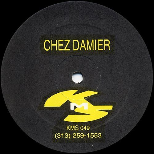 Play & Download Untitled E.P. by Chez Damier | Napster