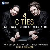 Play & Download 4 Cities by Fazil Say | Napster