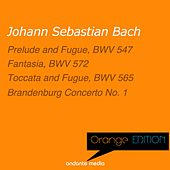 Play & Download Orange Edition - Bach: Fantasia & Brandenburg Concerto No. 1 by Various Artists | Napster