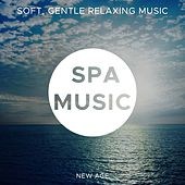 Spa Music - Soft, Gentle Relaxing Music with Innocent, Calm and Soothing Piano Tracks by Various Artists