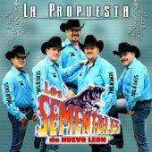 La Propuesta by Los Sementales De Nuevo Leon