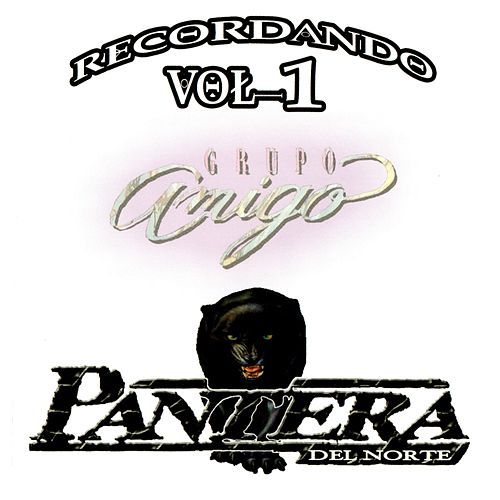 Recordando, Vol. 1 by Pantera Del Norte
