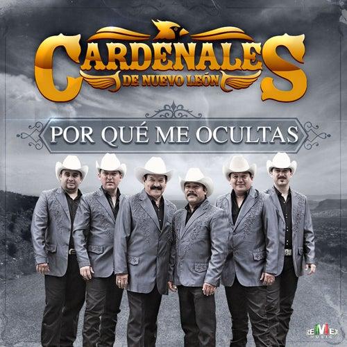 Play & Download Por Qué Me Ocultas by Cardenales De Nuevo León | Napster