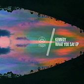 Play & Download What You Say by Kennedy | Napster