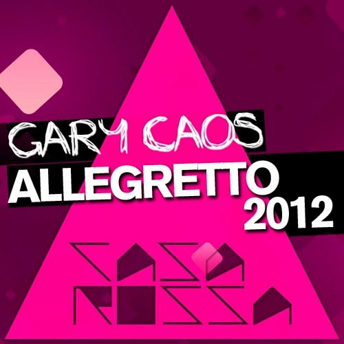 Play & Download Allegretto (2012 Remix) by Gary Caos | Napster