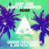 Play & Download Miami (Jan Vega & Groove Phenomenon Remix) by Gary Caos   Napster