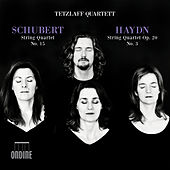 Play & Download Schubert: String Quartet No. 15 - Haydn: String Quartet No. 26 by Tetzlaff Quartet | Napster