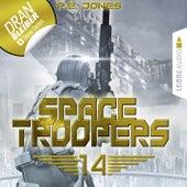 Space Troopers, Folge 14: Faktor X von P. E. Jones