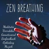 Zen Breathing - Meditatie Voordelen Gemotiveerd Biofeedback Opleiding Muziek met Mentale Gezondheid Welzijn Hersengolven Stress Verminderen Geluiden by Sleep Songs GAMER