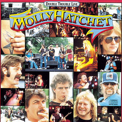 Play & Download Double Trouble Live by Molly Hatchet | Napster