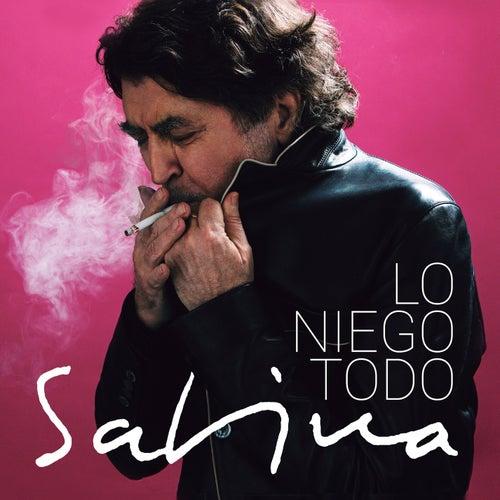 Lo Niego Todo de Joaquin Sabina