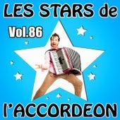 Les stars de l'accordéon, vol. 86 by Various Artists