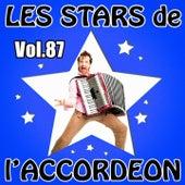 Les stars de l'accordéon, vol. 87 by Various Artists