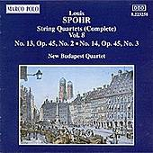 Play & Download String Quartets Nos. 13 and 14 by Louis Spohr | Napster