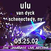 Play & Download 05-25-02 - The Van Dyck - Schenectedy, NY by ulu | Napster