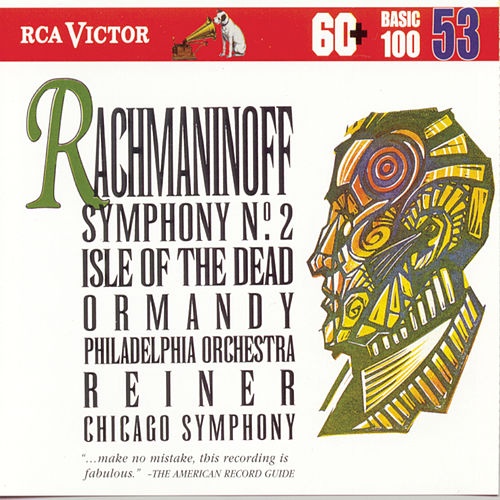 Play & Download Rachmaninoff: Symphony No. 2 (RCA) by Sergei Rachmaninov | Napster