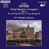 String Quartets Nos. 29 & 30 by Louis Spohr