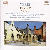 Play & Download Falstaff (Highlights) by Giuseppe Verdi | Napster