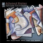 Play & Download Altered States by North Texas Wind Symphony | Napster