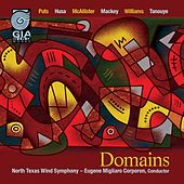 Play & Download Domains by North Texas Wind Symphony | Napster