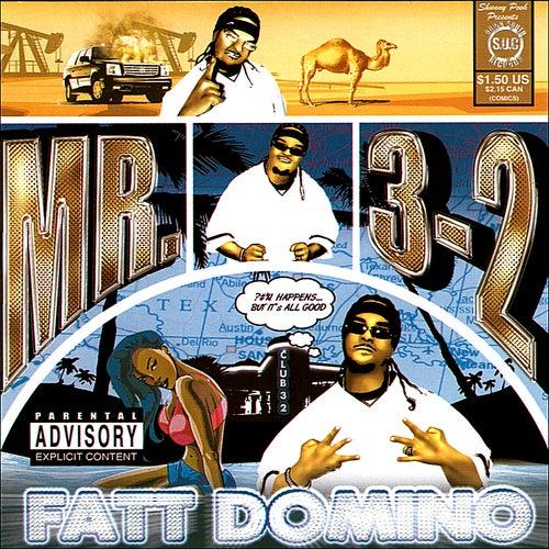 Fatt Domino by Mr. 3-2
