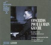 Play & Download Les musiciens et la Grande Guerre, Vol. 10: Concertos pour la main gauche by Nicolas Stavy | Napster