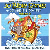 30 Bible Songs & 30 Bible Stories, Vol. 2 by Wonder Kids