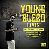 Play & Download Livin' by Young Bleed | Napster
