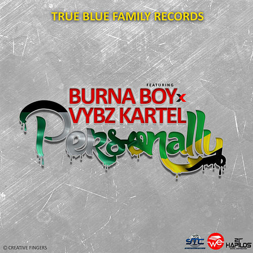 Personally - Single von VYBZ Kartel