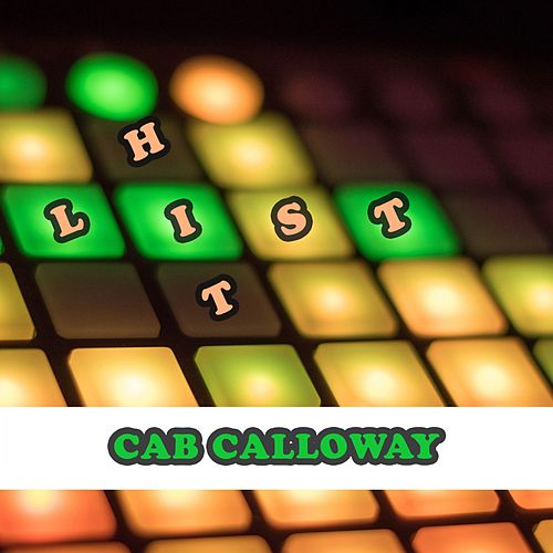 Hit List von Cab Calloway
