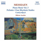 Piano Music Vol. 3 by Olivier Messiaen