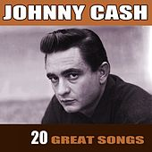 Play & Download 20 Great Songs by Johnny Cash | Napster