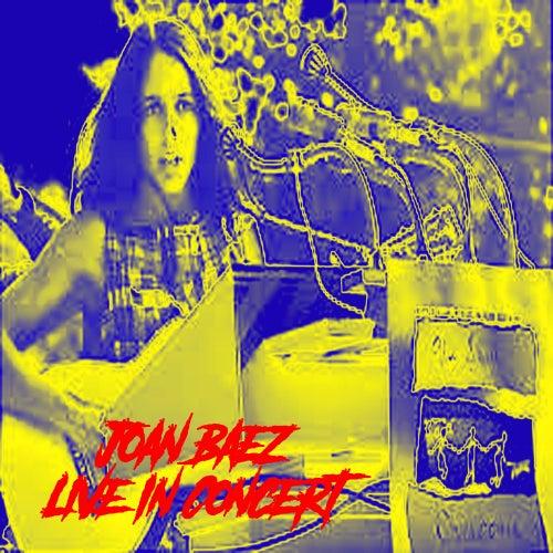 Live In Concert de Joan Baez
