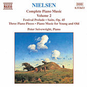 Complete Piano Music Vol. 2 by Carl Nielsen