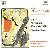 Gaite Parisienne/Offenbachiana by Jacques Offenbach